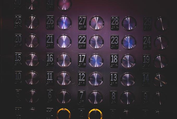 Multi-story Elevator Interface