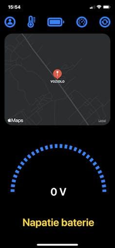 Fig. 5.1: iOS application