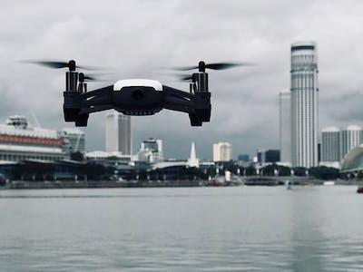 ASMA - Aerial Social-Distancing Monitoring Agent