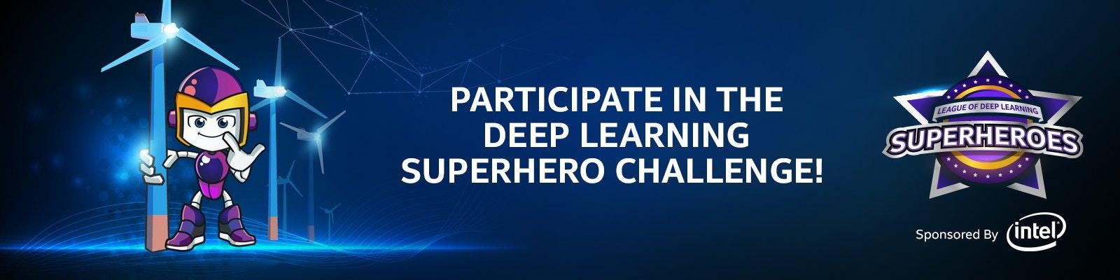 Deep Learning Superhero Challenge
