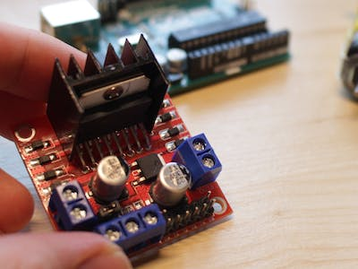 How to use the L298N Motor Driver