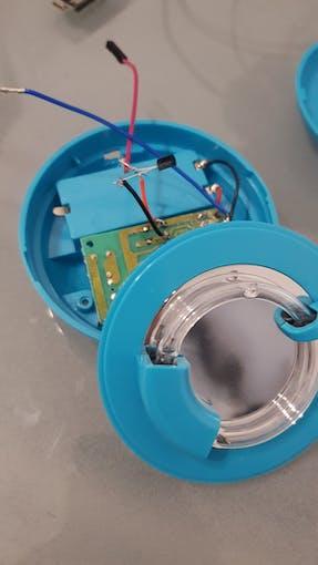 Transistor as a digital switch