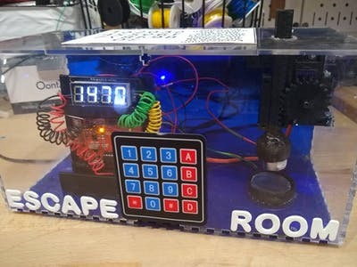 Mini Escape Room