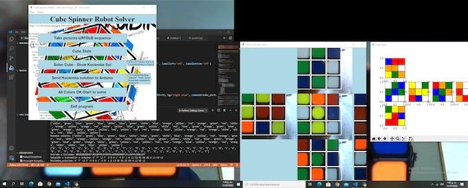 GUI-Arduino/Python Software