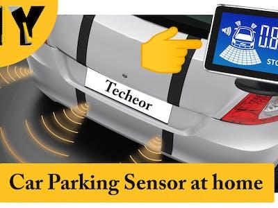 Arduino Car Reverse Parking Alert System