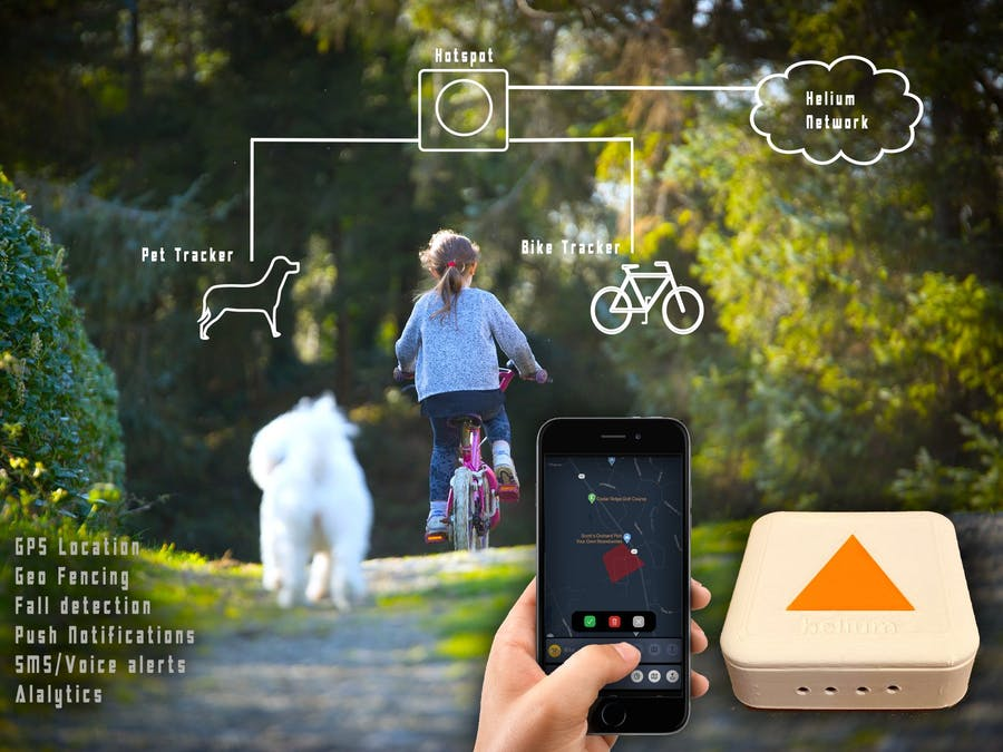 VFence: Keep Your Pets and Kids Within Virtual Fence