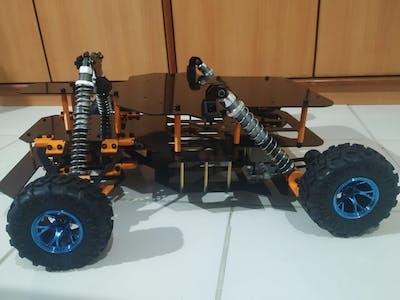 SAINT Mini Autonomous Robot Platform