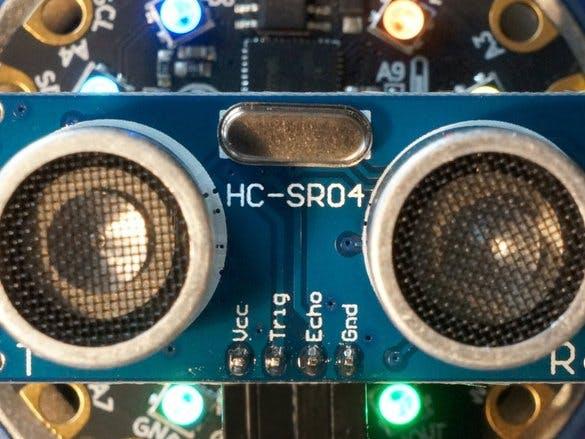 Next level ultrasonic sensor