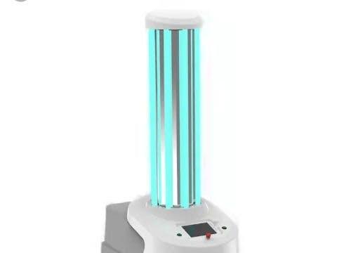 UV robot for home sanitation