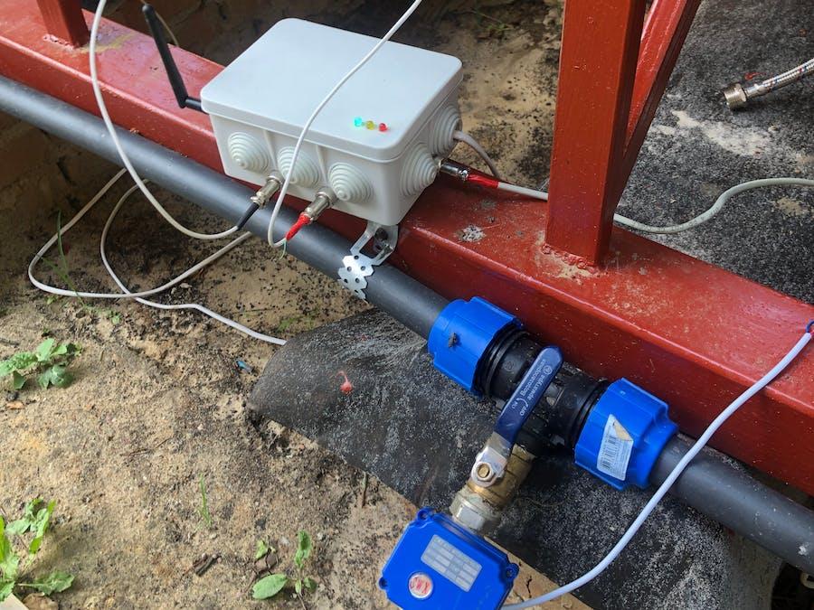 Smart Water Tank