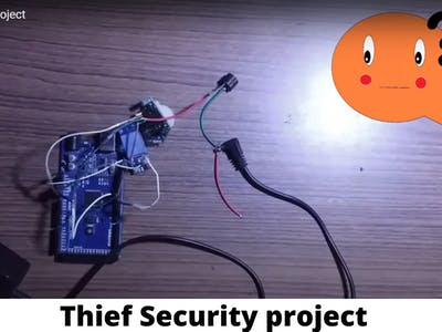 Thief Security Project