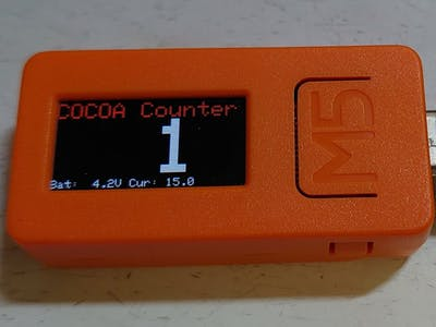 Counting COCOA(COVID-19 Contact-Confirming Application)