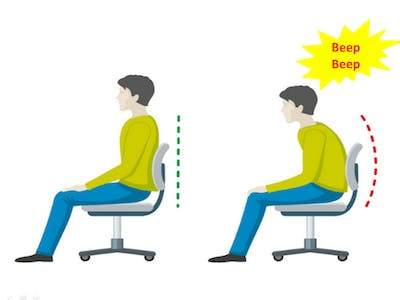 Smart Healthy Chair