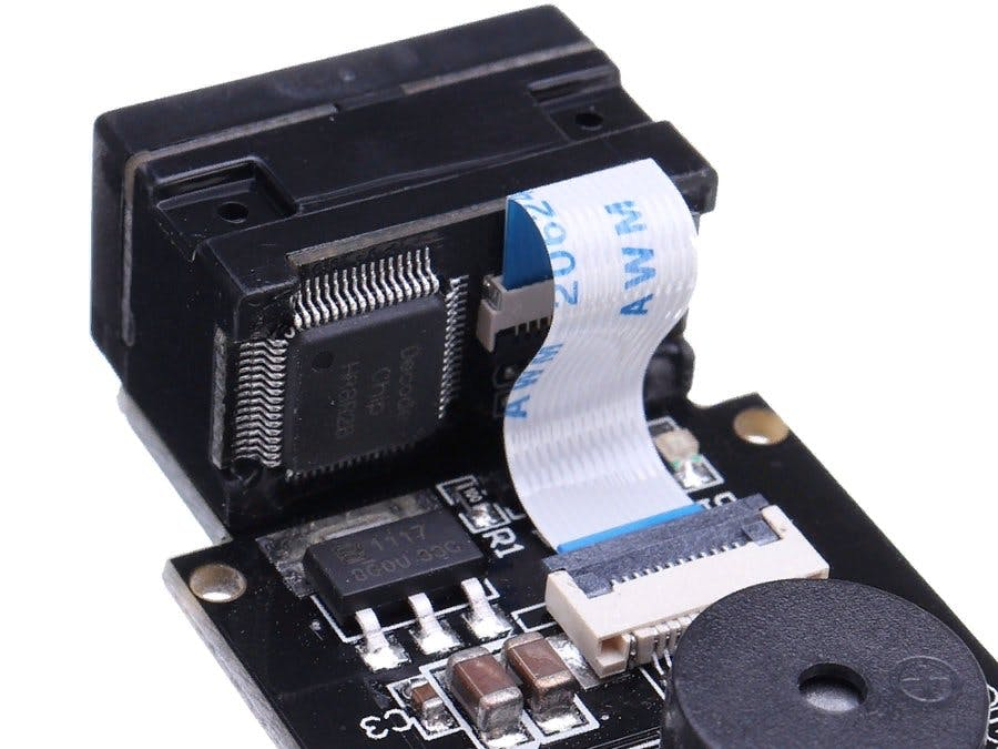 Wireless Product Tracking (Arduino MKR & Barcode Scanner)