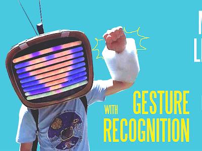 Atltvhead Gesture Recognition Bracer