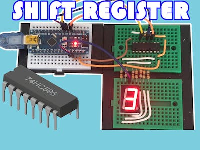 Shift Register Tutorial
