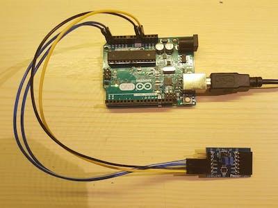 Using the Pmod HYGRO with Arduino Uno