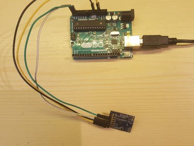 Using the Pmod NAV with Arduino Uno
