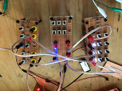 Lo-Fi Arduino Nano Synth Modules