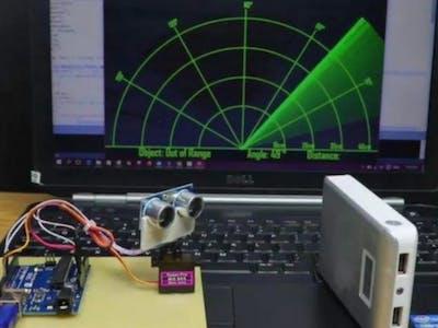 Grove TF mini Lidar Human Detector