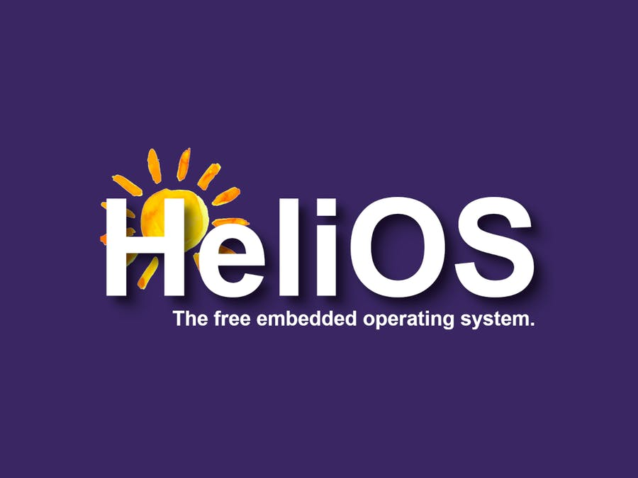 HeliOS Embedded Operating System