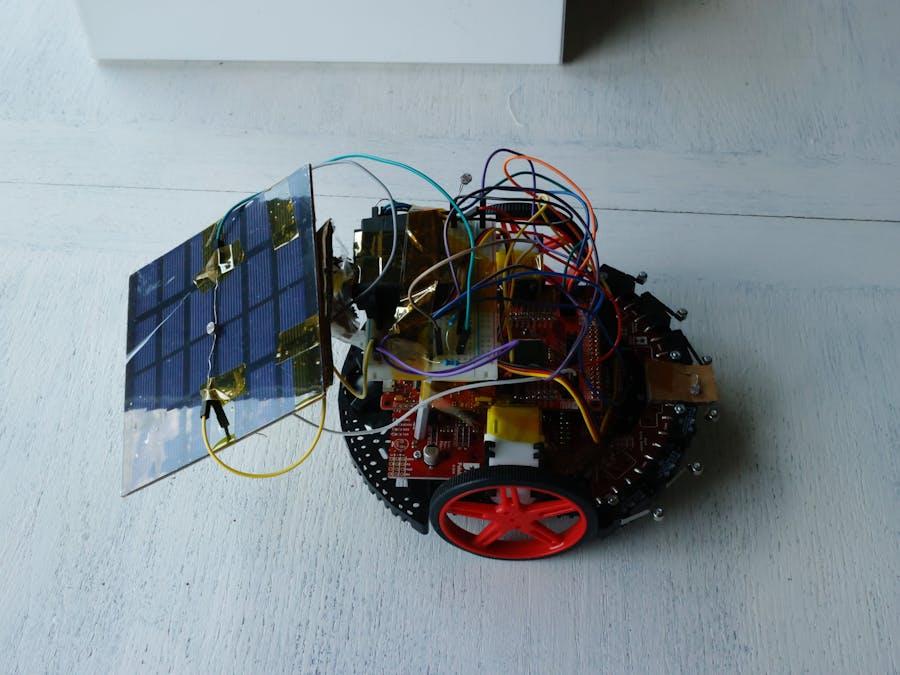 Small Solar Follower Version 1.0