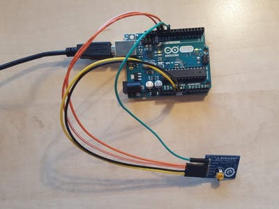 Using the Pmod MIC3 with Arduino Uno