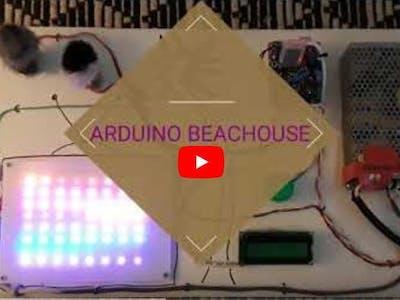 ArduinoBeachHouse