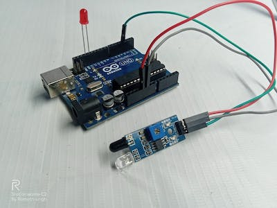 How to use IR sensor with Arduino? (With full code) || Bihar