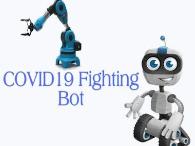 IRIS - COVID19 Fighting Bot