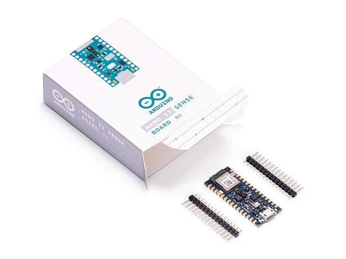 Arduino 33 BLE sense