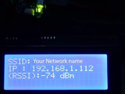 Wifi quality tester