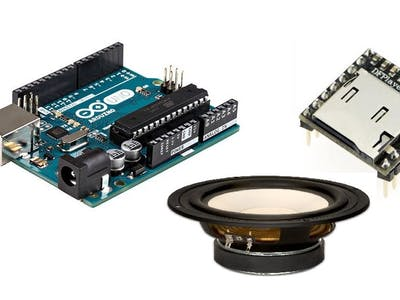 Play audio in Arduino