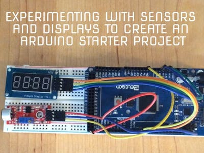 How to Make an Arduino Starter Project