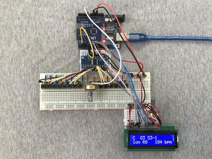 Step Three - LCD - Part 2 - Basic LCD - Setup