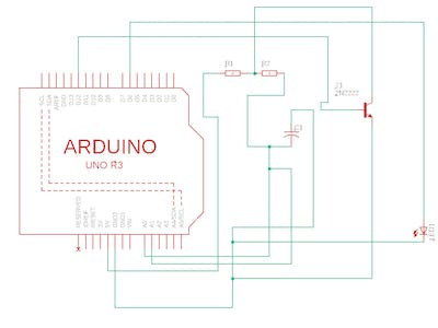 Arduino behaving like an NE555