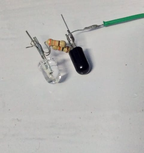 Simple IR sensor