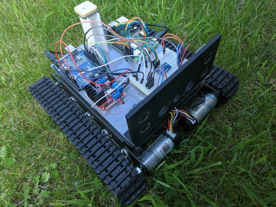 Outdoor Rover