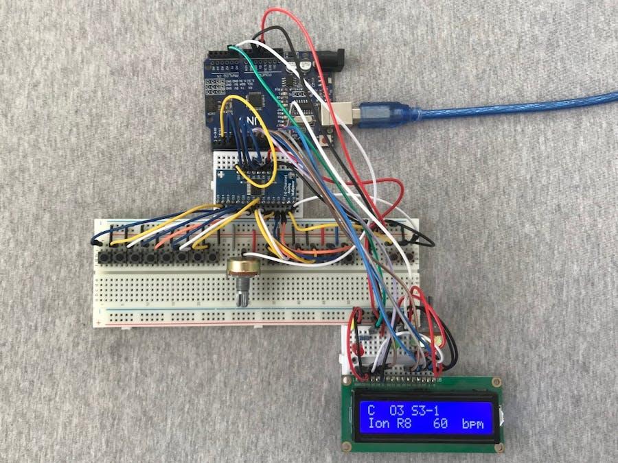 Arpeggino - MIDI Arpeggiator, Sequencer, Recorder and Looper