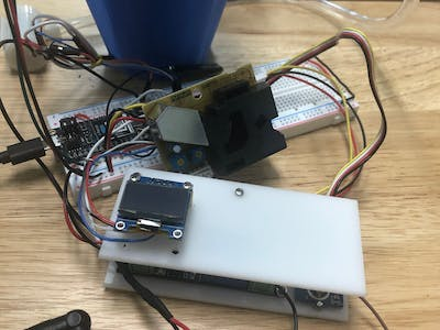 Plant Watering and Monitoring System