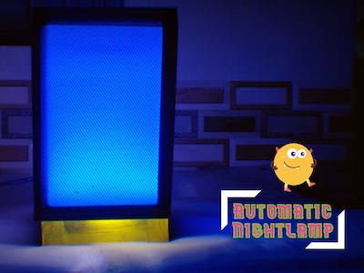 Automatic Night Lamp