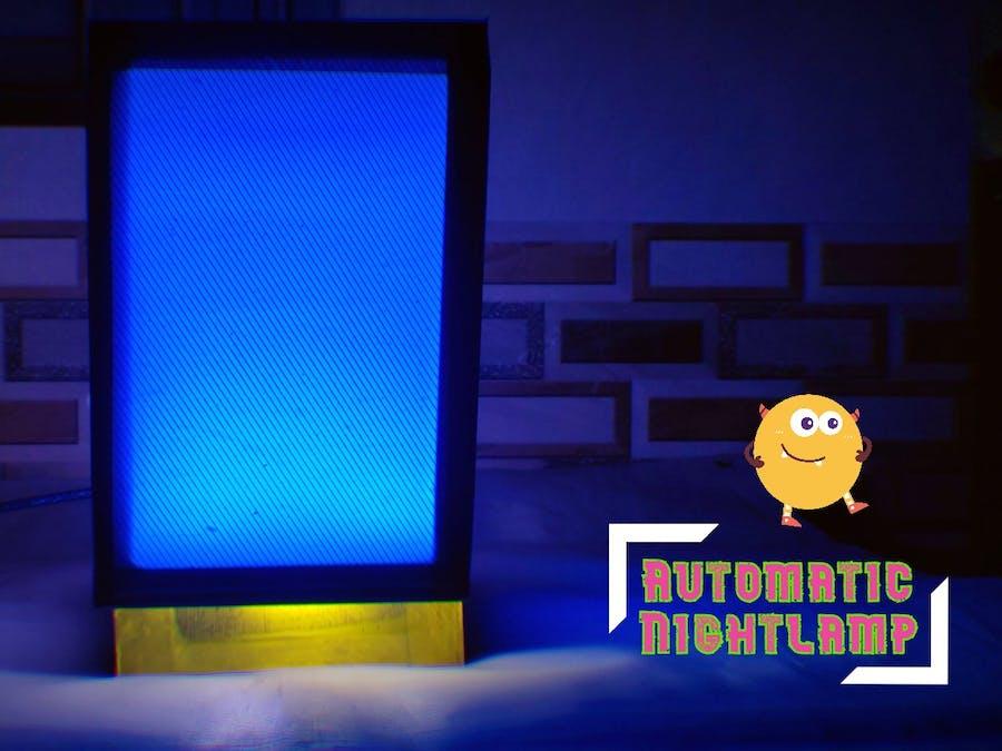 Automatic Night Lamp