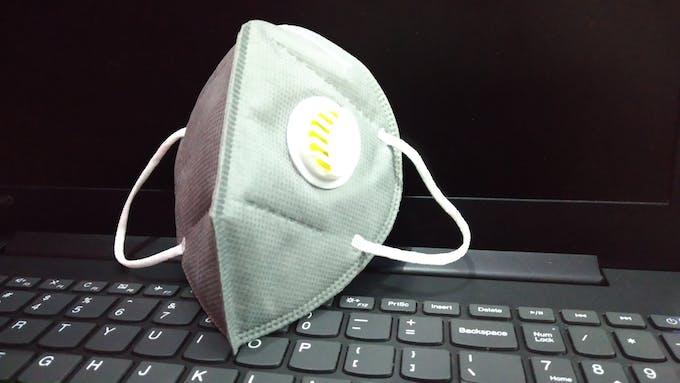 Generic Mask with respirator