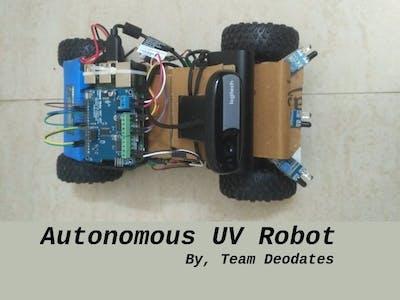 Autonomous UV Robot