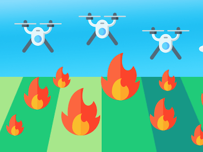 AI for fire detection