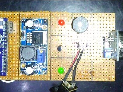 How to make gas leak alert security alarm using arduino