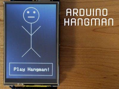 Arduino Hangman Game