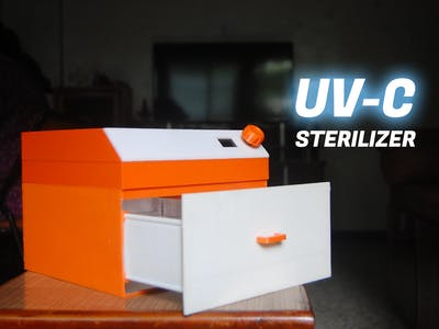 UV-C Sterilizer