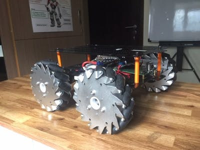 MecanomBot