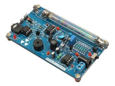 DIY Geiger Counter with SensorOcean